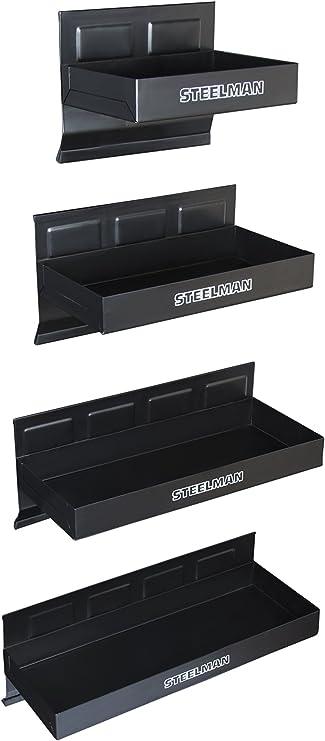 4 Piece Set KTI72462 Brand New! Magnetic Toolbox Trays
