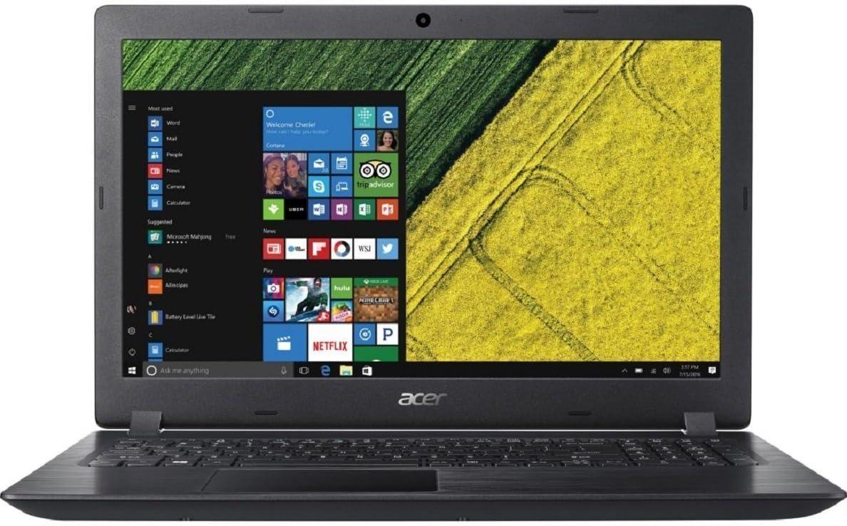 Acer Aspire 3 15.6-inch HD LED-backlit Display Laptop PC, 7th Gen Intel Dual Core i5-7200U 2.5GHz Processor, 6GB DDR4 SDRAM, 1TB HDD, 802.11ac WiFi, ...