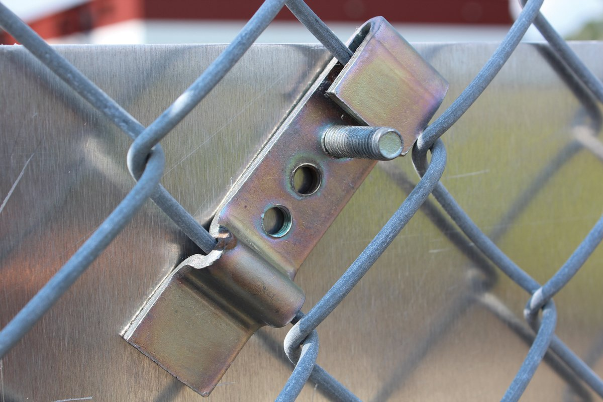 Exelent Wire Fence Clips Mold Electrical And Wiring