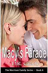 Macy's Parade: Clean contemporary romance, with heartwarming nerds. (The Morrison Family Book 6) Kindle Edition