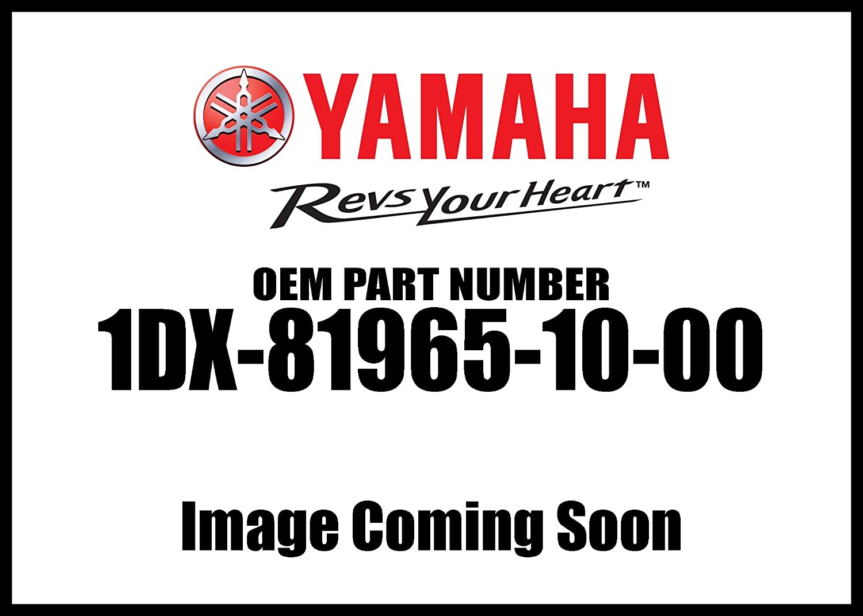 SMOOTHIN 1DX819651000 New Yamaha OEM 1DX-81965-10-00 CONDENSER