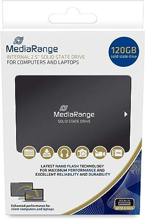 Mediarange 2 5 Ssd Fmediarange 2 5 Ssd Festplatte 120gb Computer Zubehör