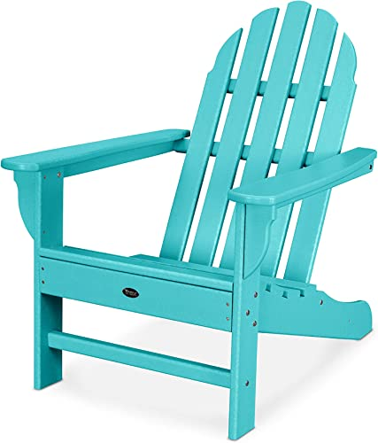 Trex Outdoor Furniture Cape Cod Adirondack Chair, Aruba