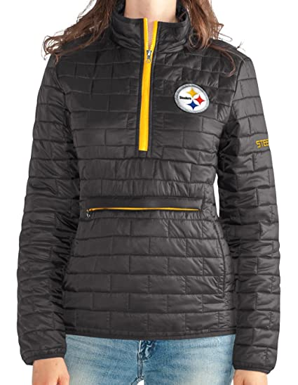 6b415cfad Image Unavailable. Image not available for. Color  Pittsburgh Steelers  Women s NFL ...