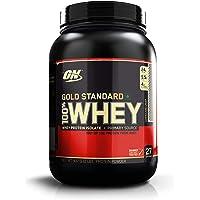 Optimum Nutrition (ON) Gold Standard 100% Whey Protein Powder - 2 lbs, 909 g (Cookies & Cream)