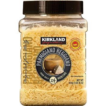 Kirkland Signature Aged Parmigiano Reggiano Cheese