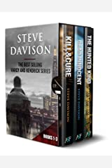 The Varcy and Kendrick Detective Mystery Series: Books 1-3 Kindle Edition: An absolutely gripping crime mystery series with unexpected twists (Box Set: Books 1-3) Kindle Edition