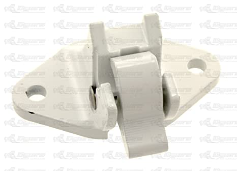 Dometic Polar White Bottom Awning Bracket Assembly