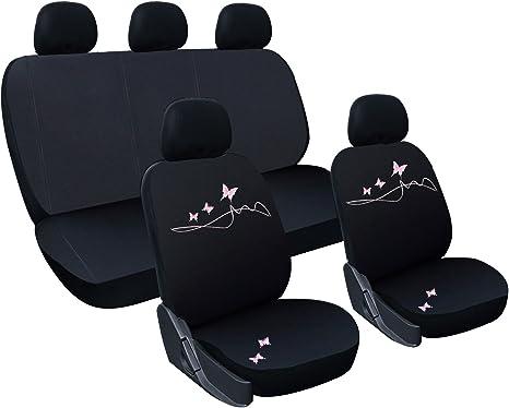 Universal Schonbezug Schonbezüge Sitzbezüge Sportive PEUGEOT