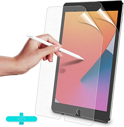Esr Paperfeel Matte Screen Protector For Ipad 8 2020 Computers Accessories
