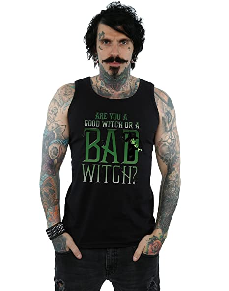 e70b1bba7f0 Wizard of Oz Men s Good Witch Bad Witch Tank Top at Amazon Men s ...
