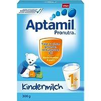 Aptamil 爱他美幼儿奶粉1段+ 适合1岁以上幼儿 试用装8盒装 (8 x 300 g)