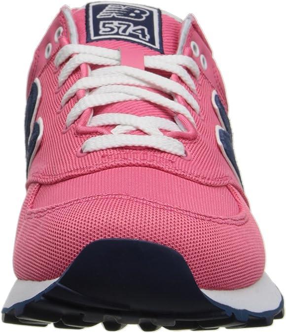 New Balance 574 Pique Polo Pack, Zapatillas para Mujer, Rosa (Pink ...