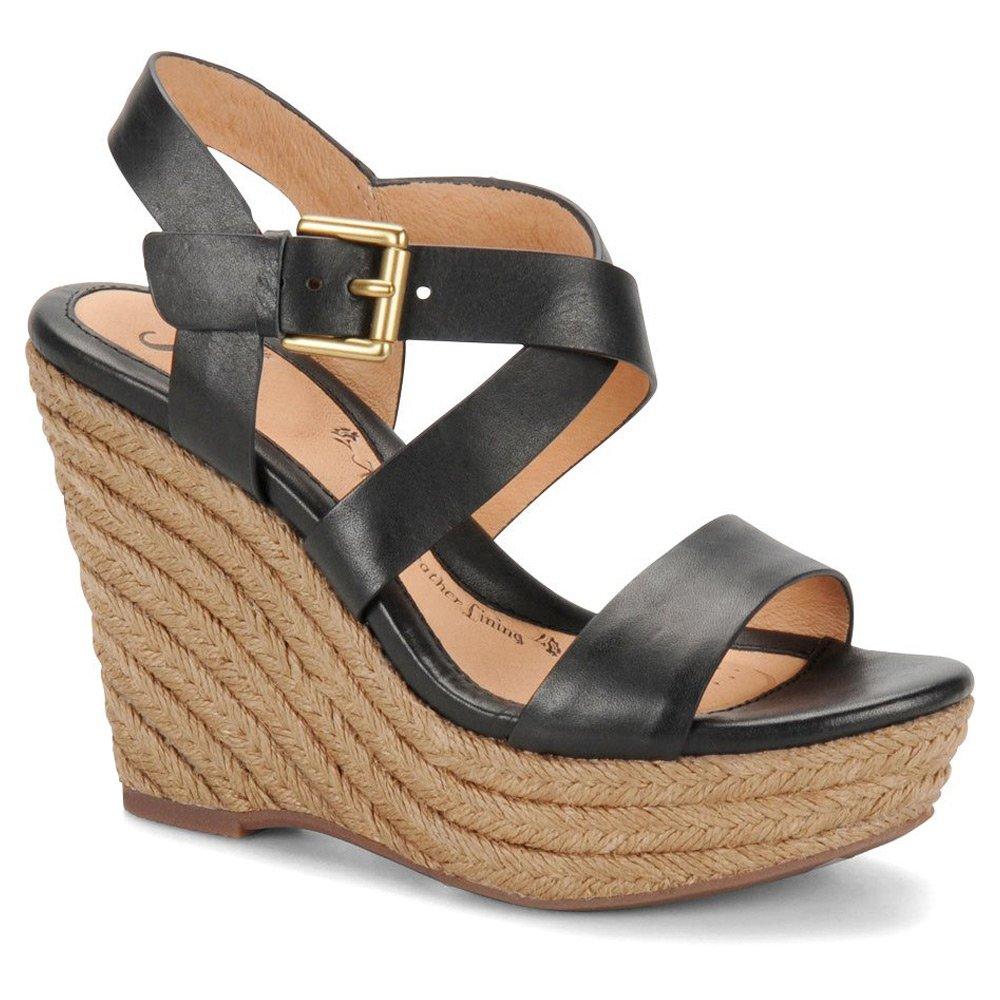 Sofft Women's Primrose Sandals B00F05YVEQ 9.5 B(M) US Black