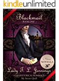 Blackmail ~ A Gay Historical Romance Novella (Book #1 in Dangerous Letters Trilogy)