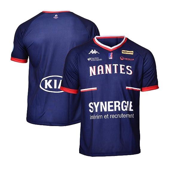 Nantes Baloncesto Hermine Nantes - Camiseta Oficial de Baloncesto ...
