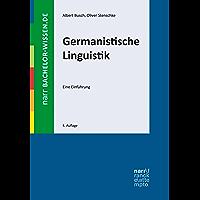Germanistische Linguistik: Eine Einführung (bachelor-wissen) (German Edition)