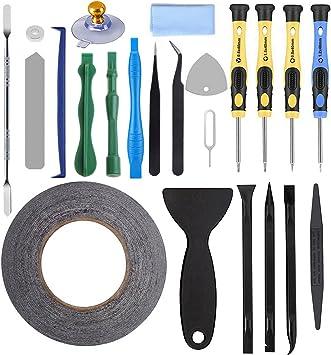 Kit cacciaviti da riparazione 27 in 1 per Smartphone Huawei Samsung iPhone