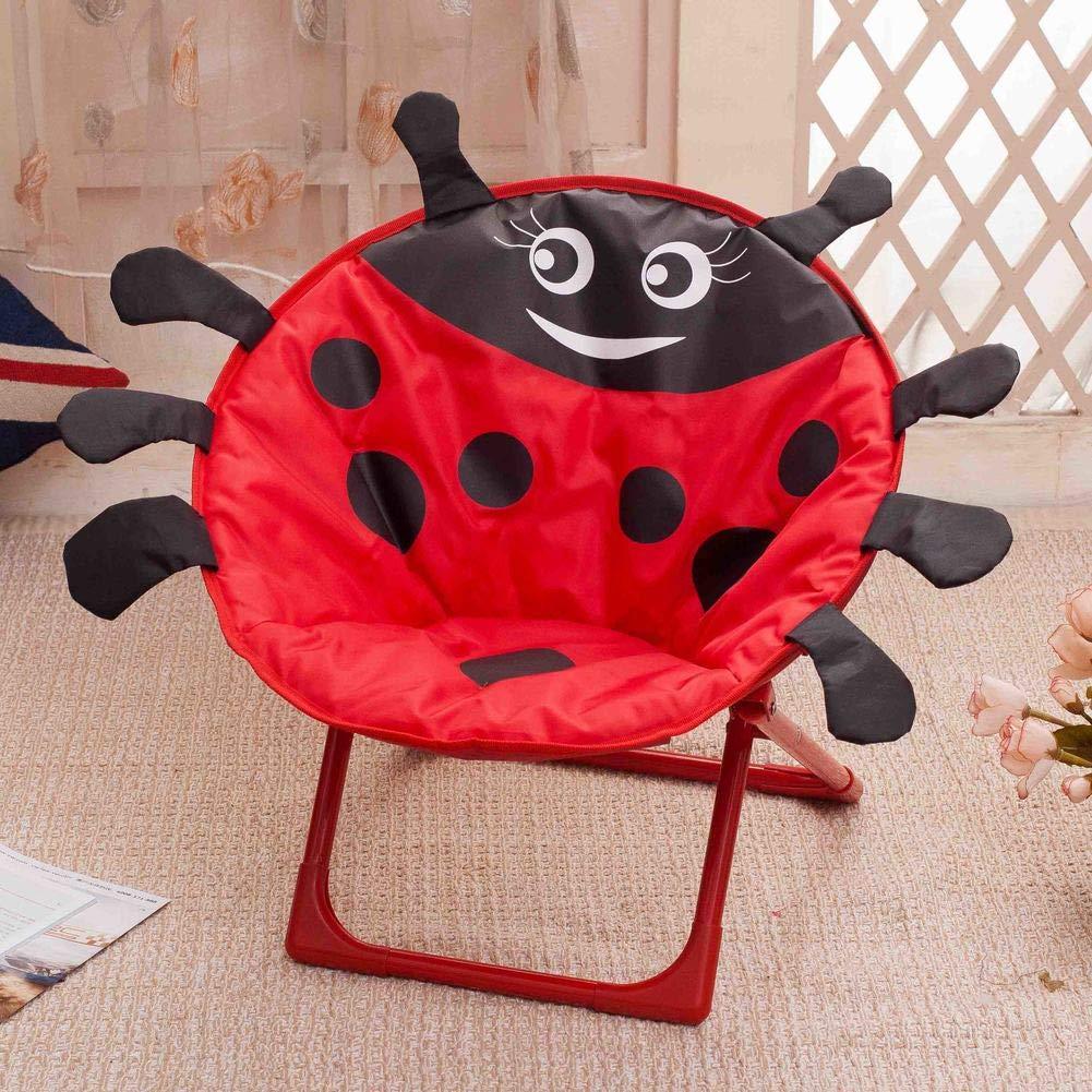 Amazon.com: Silla plegable para niños con luna para acampar ...