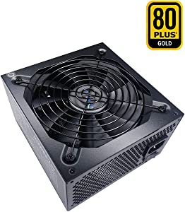 Apevia ATX-PR800W Prestige 800W 80+ Gold Certified, RoHS Compliance, Active PFC ATX Gaming Power Supply