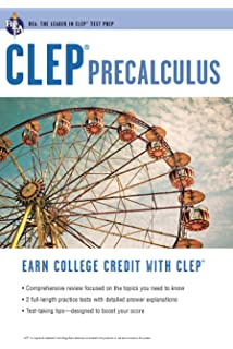 Clep calculus book online clep test preparation gregory hill clep precalculus clep test preparation fandeluxe Gallery