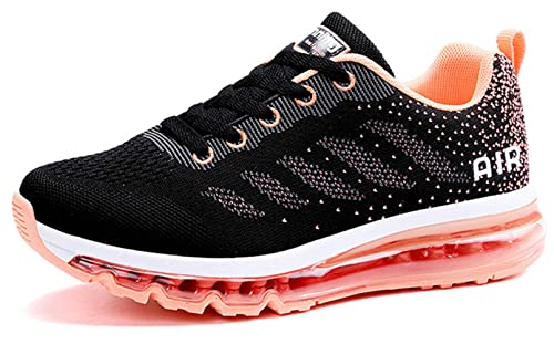TSIODFO Women Air Cushion Sport Running Shoes