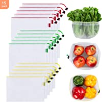 Ecowaare Reusable Produce Mesh Bags