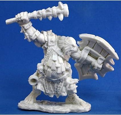 Reaper Bones 77566 Ogre Chieftain