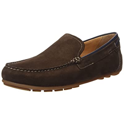 Geox Men's MGIONA4 Slip-On Loafer   Loafers & Slip-Ons