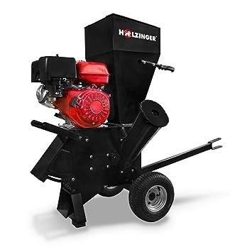 Holzinger - Trituradora de ramas a gasolina, 13 CV: Albert ...