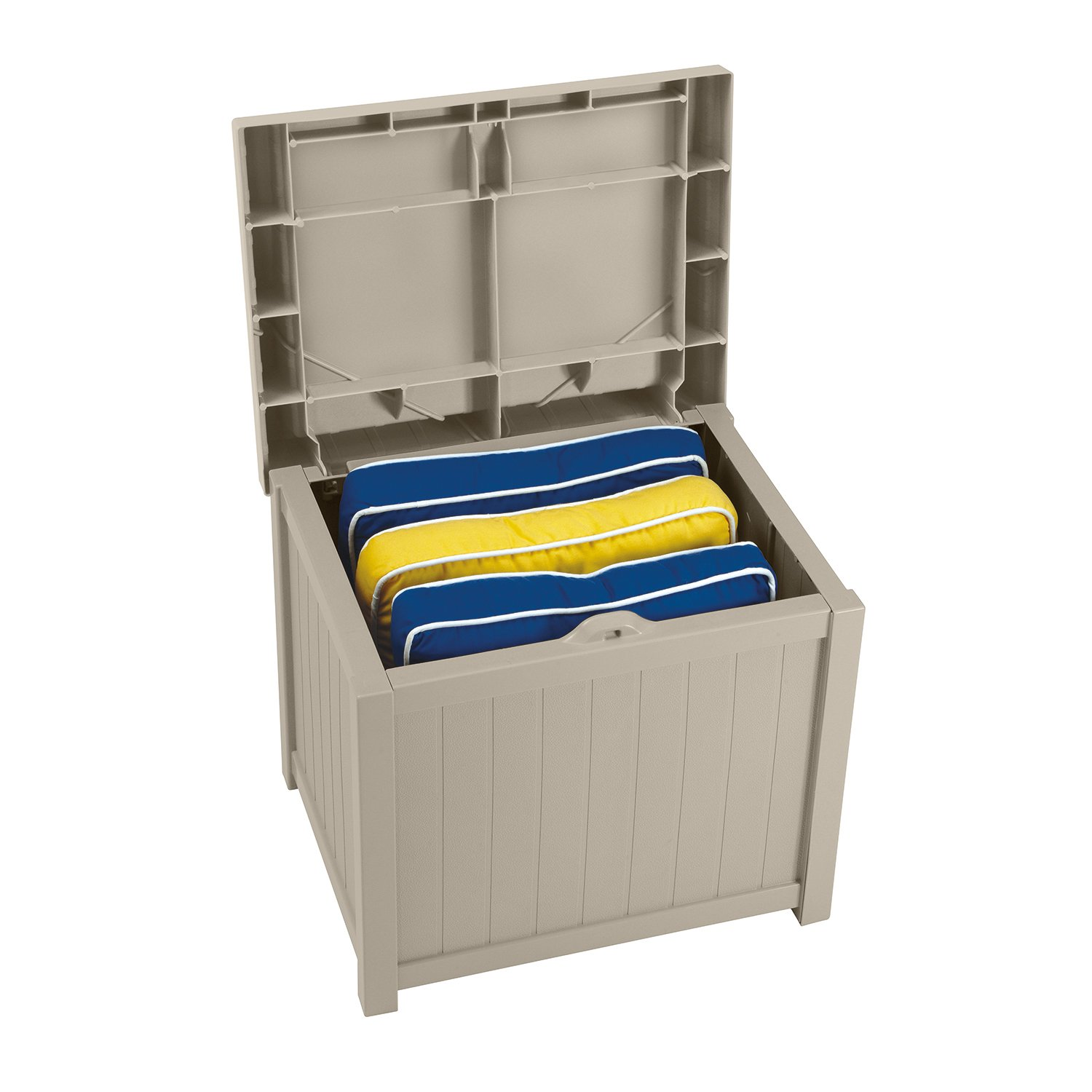 grey patio product storage sirio starsong box color