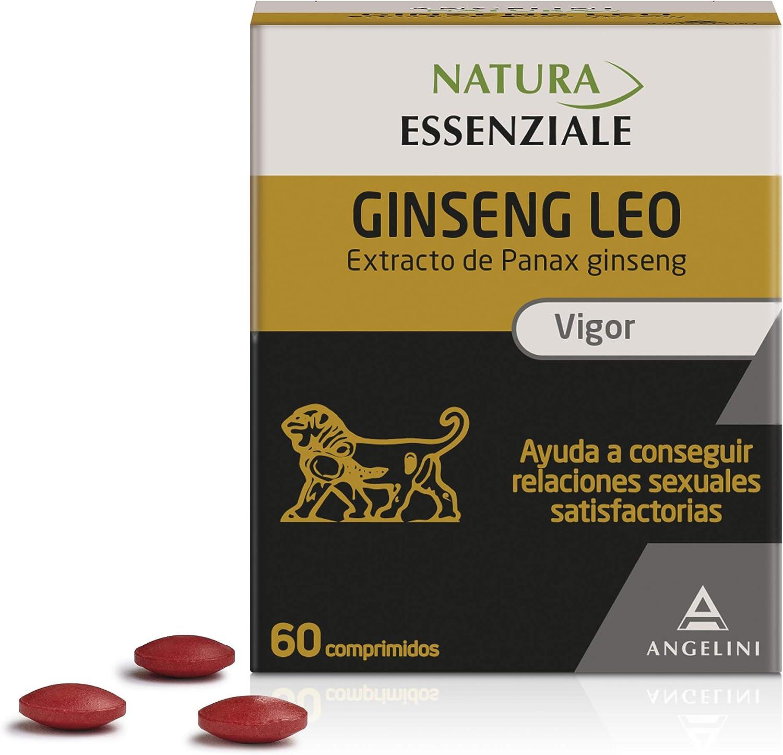 Ginseng Leo - 60 Comprimidos - El ginseg coreano es una de las ...