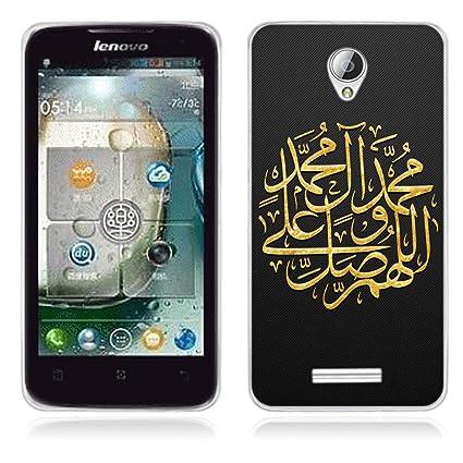 Amazon.com: A5000 teléfono celular Funda para Lenovo ...