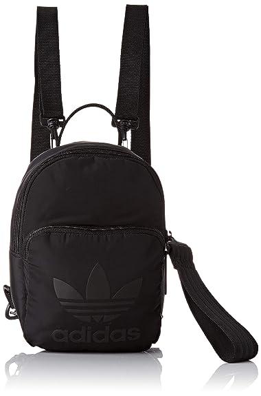 e466d3d7cbf adidas BACKPACK XS, Women's Backpack, Black (Negro), 24x36x45 cm (W ...