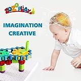 ZoZoplay STEM Toys Gears Building Set, 170 Pieces