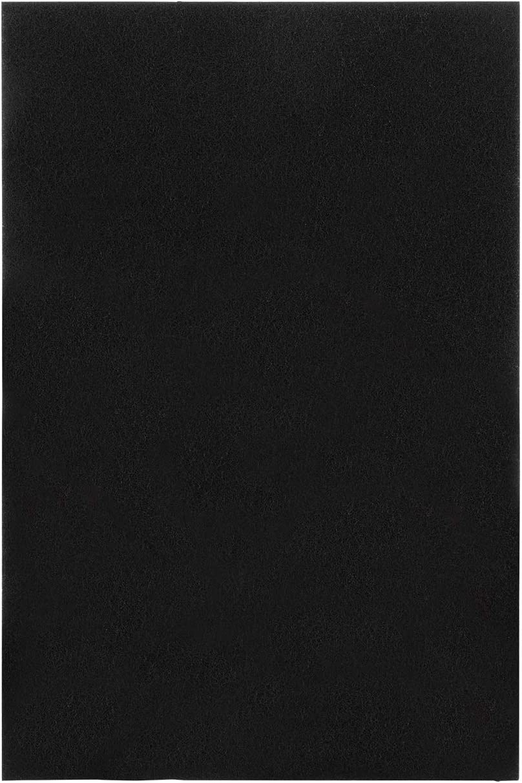 Filtro de carbón activo Klarstein para campanas extractoras,Capannina,4 x esteras filtrantes,30 x 45 cm,Modo de recirculación,accesorio