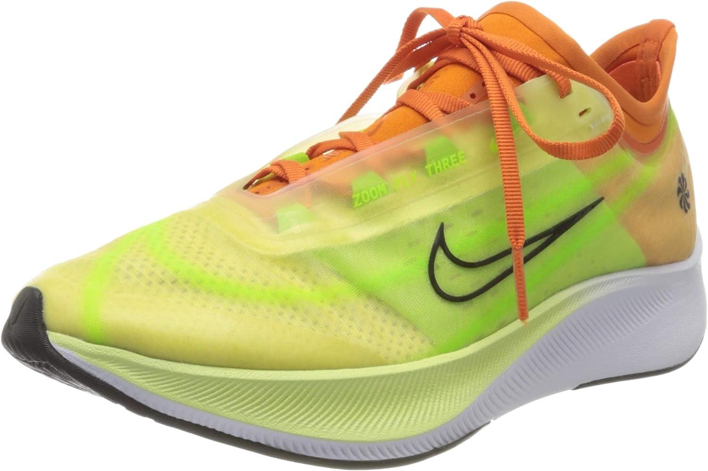 NIKE Zoom Fly 3 Rise, Zapatillas de Cross para Mujer: Amazon.es: Zapatos y complementos