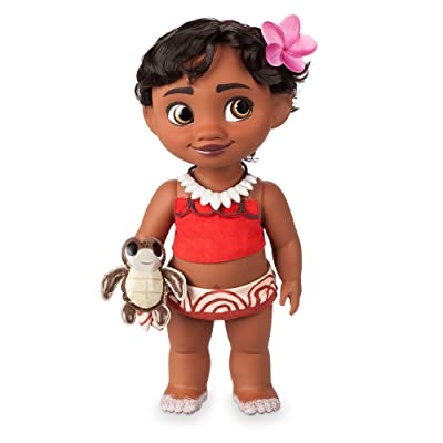 Disney Animators' Collection Moana Doll - 16 Inch: Toys & Games