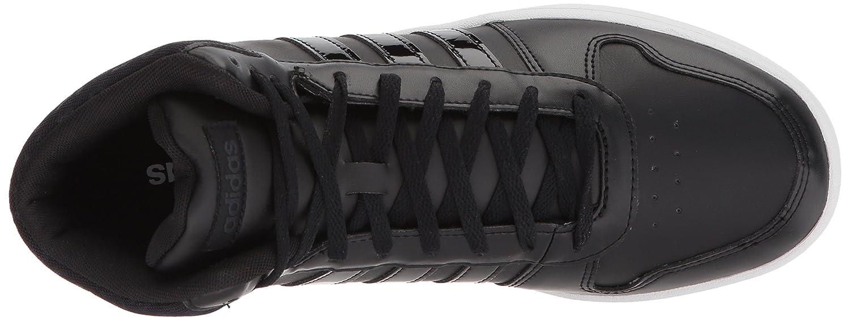 adidas Women's VS Hoops Mid 2.0 W B0711R346T 7 B(M) US|Core Black/Core Black/Carbon