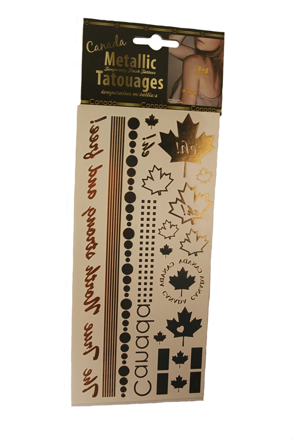 1 Pack Of 24 Canada - Maple Leaf