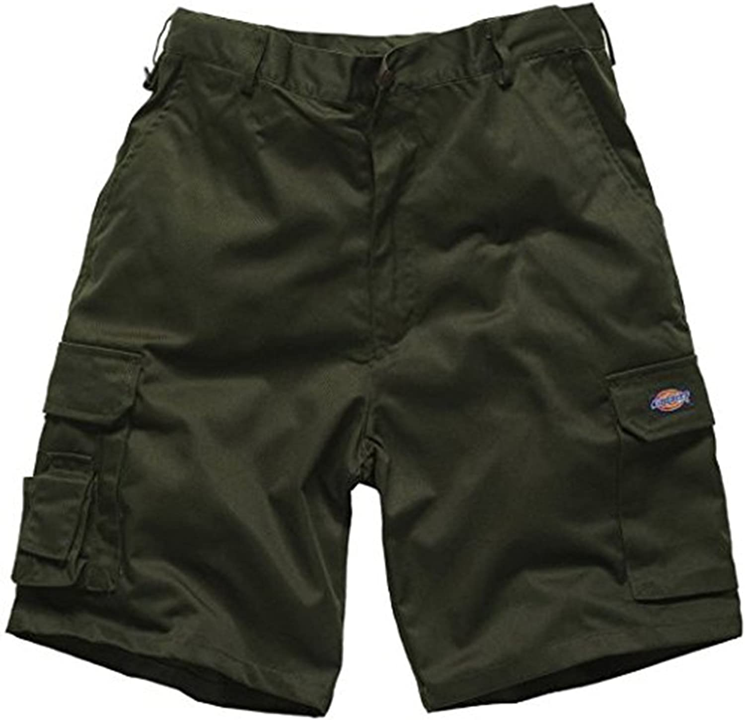 Dickies Redhawk Mens Cargo Style Shorts Workwear Casual Side ...
