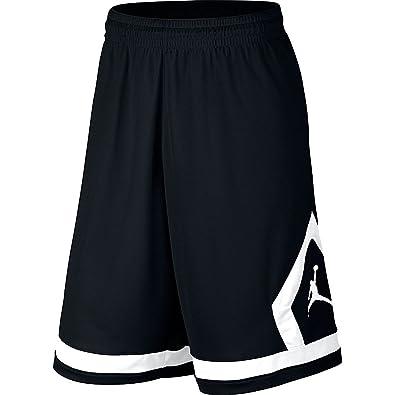 febd9dcc1ae Nike Jordan Flight Diamond Men's Shorts Black/White 896268 010 (m ...