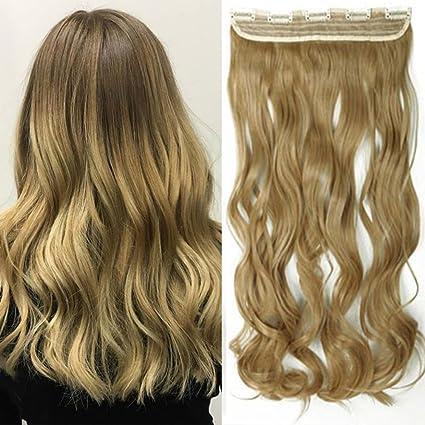 Extension capelli mossi clip