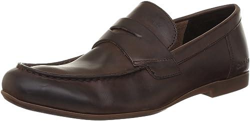 Calvin Klein Jeans Eatton Brushed Calf, Mocasines para Hombre, Marron (Dbn), 39 EU: Amazon.es: Zapatos y complementos
