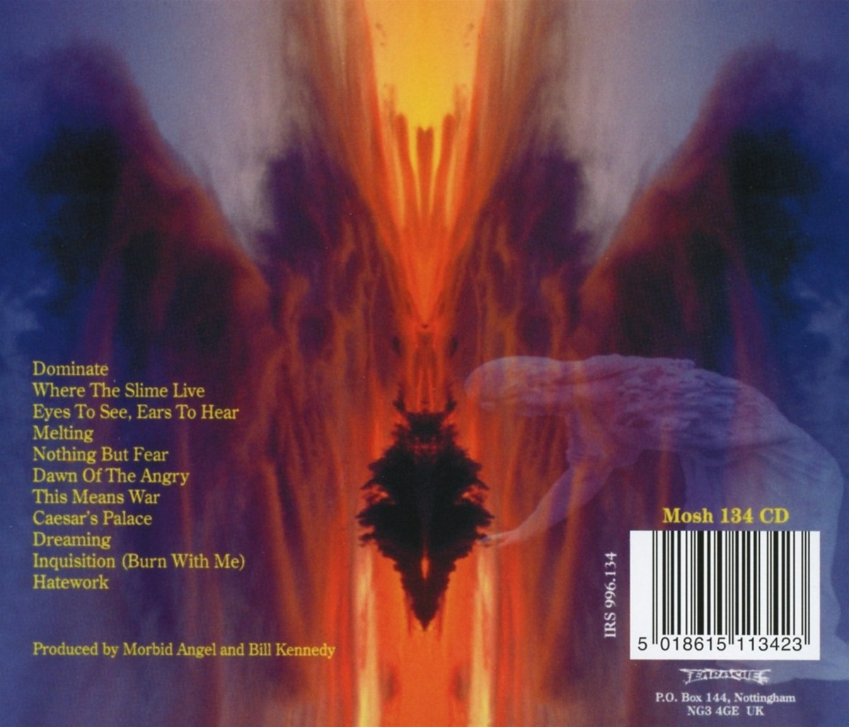 Domination - Morbid Angel: Amazon.de: Musik