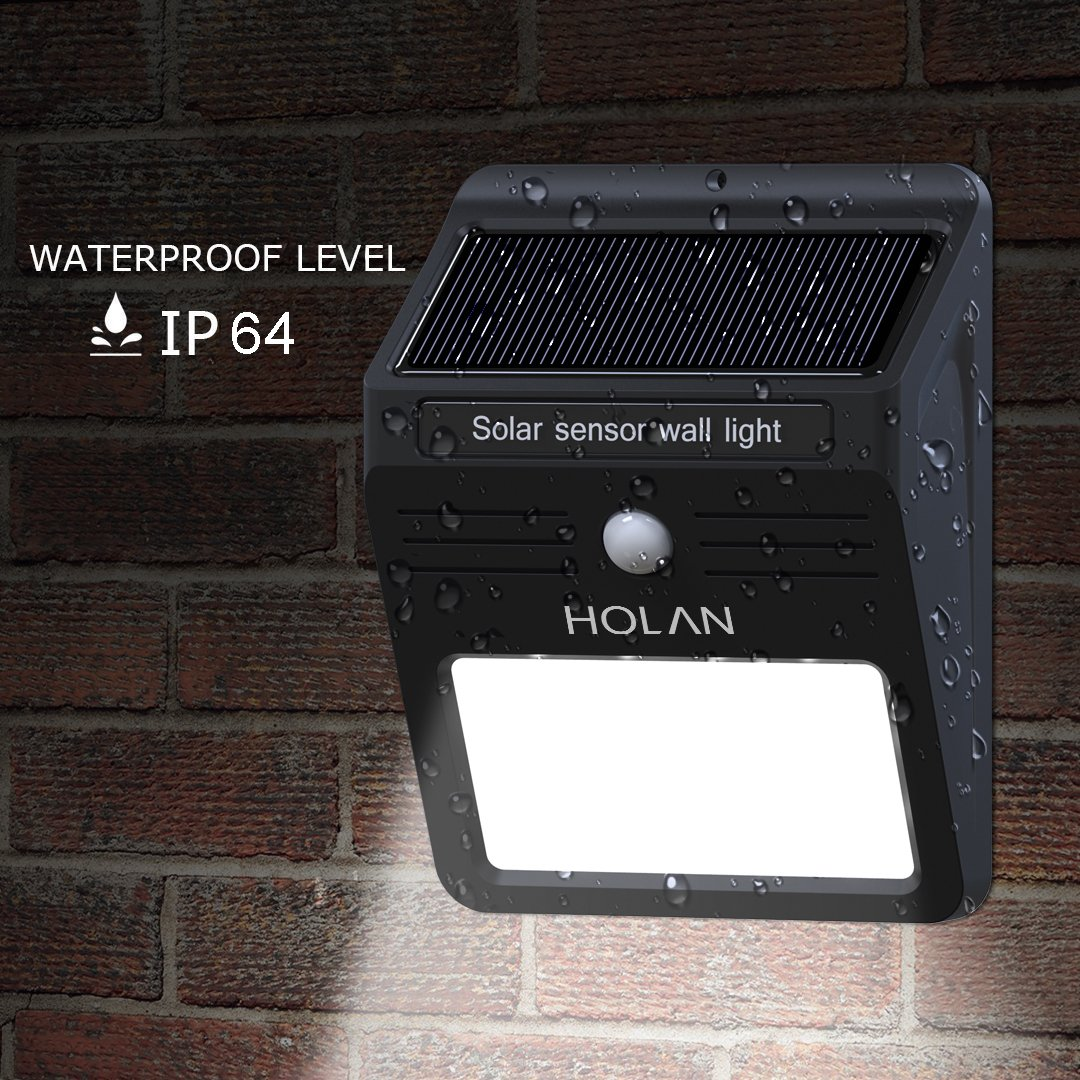 Mulcolor Waterproof Powered Wireless Security Image 1