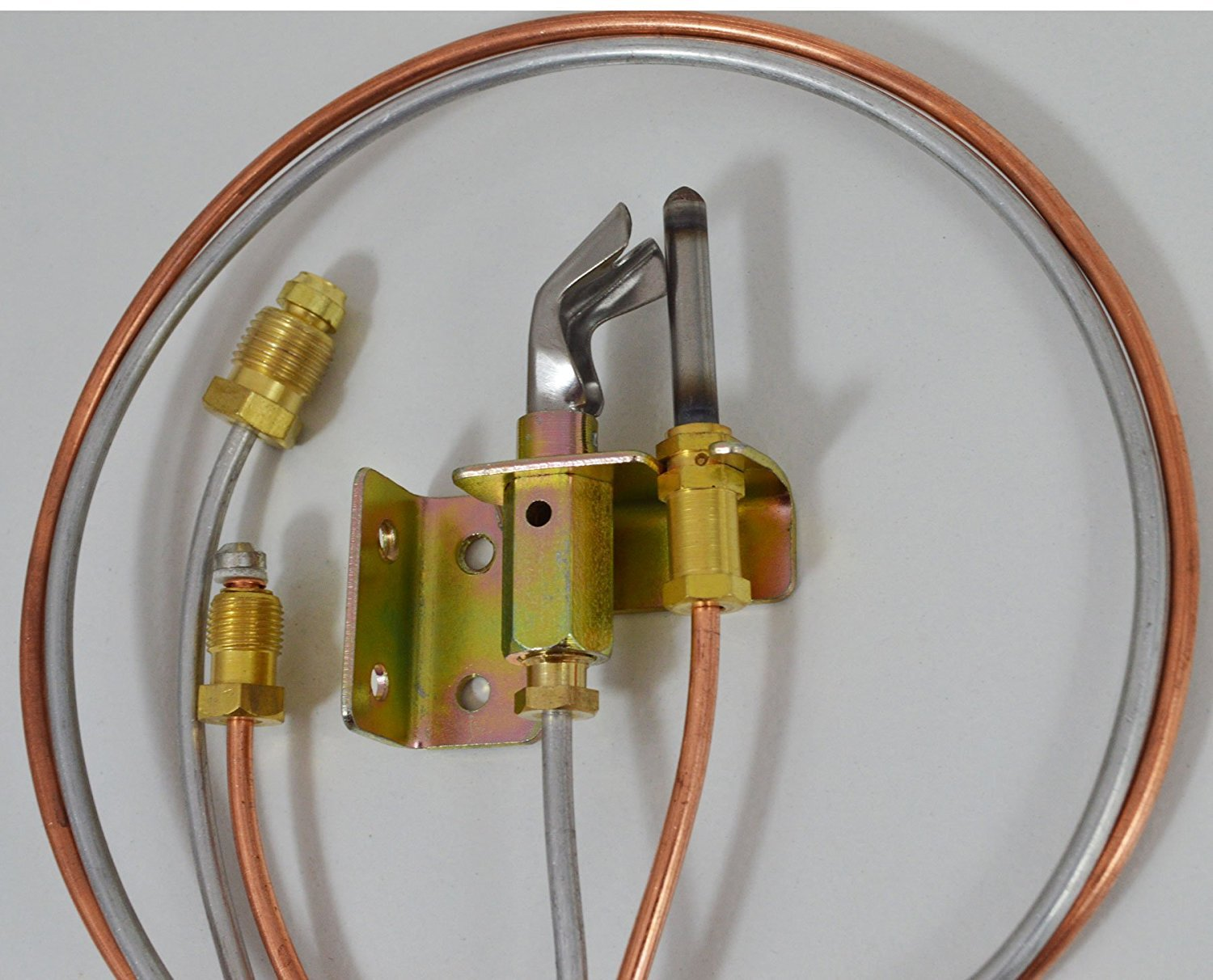 Water Heater Pilot Assembely Includes Thermocouple And Tubing Assembly For Furnace Wiring Natural Gas