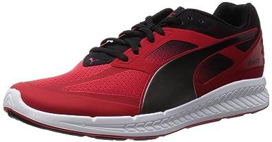 differently amazing price good quality Puma IGNITE SPEED Men's Running Shoes, rot/schwarz, 8 UK ...