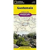Guatemala (National Geographic Adventure Map, 3110)
