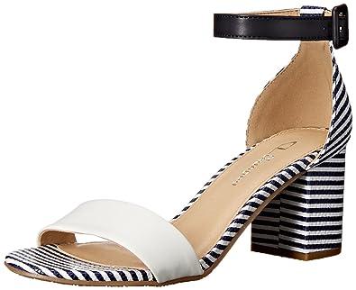 e621073ee27 Amazon.com | CL by Chinese Laundry Women's Jody Block Heel Dress ...